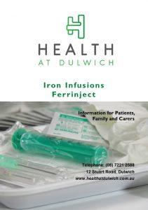 Iron Fusions